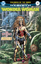 Image: Wonder Woman #32 - DC Comics