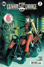 Image: Gotham City Garage #1 - DC Comics