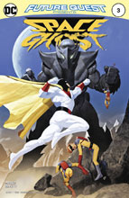 Image: Future Quest Showcase #3 - DC Comics