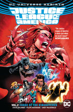Image: Justice League of America Vol. 02: Curse of the Kingbutcher  (Rebirth) SC - DC Comics