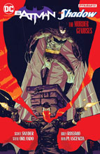 Image: Batman / The Shadow: The Murder Geniuses HC  - DC Comics