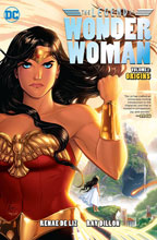 Image: Legend of Wonder Woman: Origins SC  - DC Comics