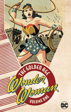 Image: Wonder Woman: The Golden Age Vol. 01 SC  - DC Comics