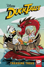 Image: Ducktales: Treasure Trove SC  - IDW Publishing