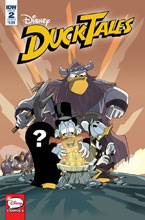Image: Ducktales #2 (cover B - Ghiglione) - IDW Publishing