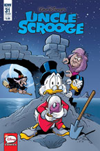 Image: Uncle Scrooge #31 (cover A - Jippes & Schroeder)  [2017] - IDW Publishing
