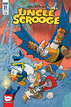 Image: Uncle Scrooge #31 (cover B - Mastantuono) - IDW Publishing