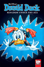Image: Donald Duck: Kingdom Under the Sea SC  - IDW Publishing