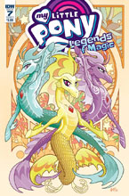 Image: My Little Pony: Legends of Magic #7 (cover A - Fleecs) - IDW Publishing