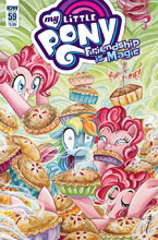 Image: My Little Pony: Friendship Is Magic #59 (cover B - Richard) - IDW Publishing