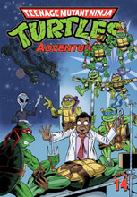 Image: Teenage Mutant Ninja Turtles Adventures Vol. 14 SC  - IDW Publishing