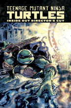 Image: Teenage Mutant Ninja Turtles Inside Out Director's Cut HC  - IDW Publishing