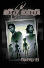 Image: X-Files Complete Season 11 SC  - IDW Publishing