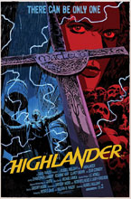 Image: Highlander: American Dream SC  - IDW Publishing