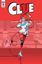 Image: Clue #5 (cover B - Daniel) - IDW Publishing