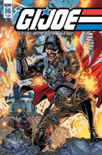 Image: G.I. Joe: A Real American Hero #245 (cover A - Gallant) - IDW Publishing