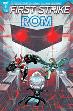 Image: Rom: First Strike #1 (cover A - Daniel) - IDW Publishing