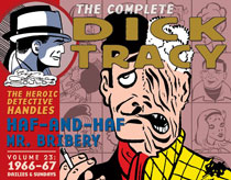 Image: Complete Chester Gould: Dick Tracy Vol. 23 HC  - IDW Publishing