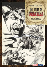 Image: Gene Colan Tomb of Dracula Artist Edition HC  - IDW Publishing