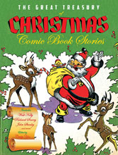Image: Great Treasury of Christmas: Comic Book Stories SC  - IDW Publishing
