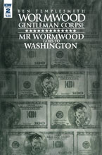 Image: Wormwood Goes to Washington #2 (cover A - Templesmith) - IDW Publishing