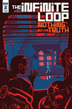 Image: Infinite Loop: Nothing But the Truth #2 (cover A - Charretier) - IDW Publishing