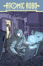 Image: Atomic Robo: Spectre of Tomorrow #1 (cover A - Wegener) - IDW Publishing