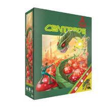 Image: Atari Centipede Game  - IDW Publishing
