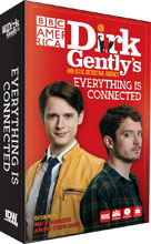 Image: Dirk Gently: Everything is Connected Game  - IDW Publishing
