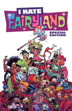 Image: I Hate Fairyland Special Edition  (cover A - Young) - Image Comics