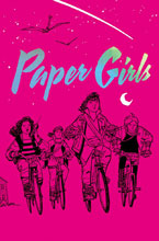 Image: Paper Girls Deluxe Edition Vol. 01 HC  - Image Comics