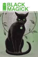 Image: Black Magick #9 (cover A - Scott) - Image Comics