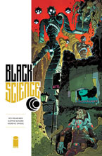 Image: Black Science #32 (cover B - Hawthorne) - Image Comics