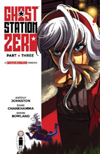 Image: Ghost Station Zero #3 (cover A - Chankhamma) - Image Comics
