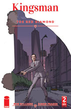 Image: Kingsman: Red Diamond #2 (cover C - Fraser) - Image Comics