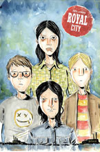Image: Royal City #6 (cover A - Lemire) - Image Comics