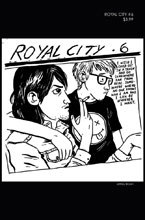 Image: Royal City #6 (cover B - 90s Album Homage) - Image Comics