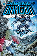 Image: Savage Dragon #228 - Image Comics