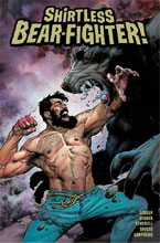 Image: Shirtless Bear-Fighter! #5 (cover B - Opena) - Image Comics