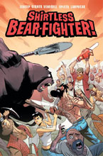 Image: Shirtless Bear-Fighter! #5 (cover C - Vendrell) - Image Comics