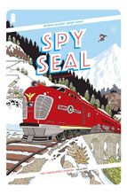 Image: Spy Seal #3 (cover A - Tommaso) - Image Comics