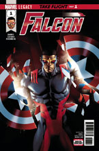 Image: Falcon #1 (Legacy) - Marvel Comics
