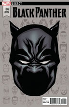 Image: Black Panther #166 (Legacy) (variant cover - McKone Legacy Headshot) - Marvel Comics