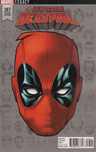 Image: Despicable Deadpool #287 (Legacy) (variant cover - McKone Legacy Headshot) - Marvel Comics