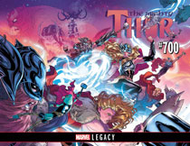 Image: Mighty Thor #700 (Legacy)  [2017] - Marvel Comics