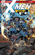 Image: X-Men Gold #13 (Legacy) - Marvel Comics