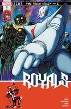 Image: Royals #9 (Legacy) - Marvel Comics