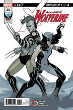 Image: All-New Wolverine #25 (Legacy) - Marvel Comics