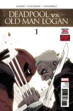 Image: Deadpool vs. Old Man Logan #1 - Marvel Comics