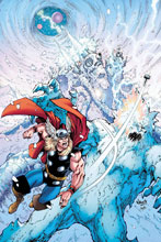 Image: Thor: Where Walk the Frost Giants #1 - Marvel Comics